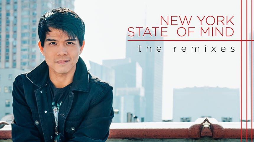 "First Listen! Telly Leung Releases a Dance Remix of ""New Yo…"