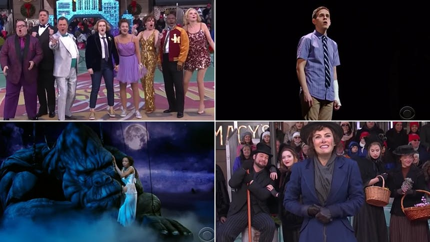 ICYMI: Watch All the Broadway Musical Thanksgiving Day Pe...