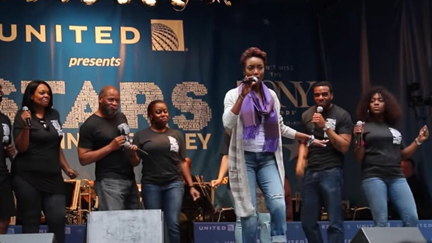 Hot Clip of the Day: Start the Week with Heather Headley's …