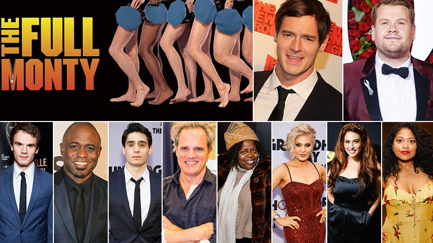 Dreamcast: Our Ultimate The Full Monty Broadway Revival