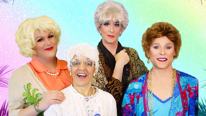 Parody sex golden girls