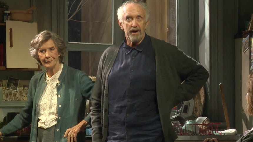 Watch the Great Stage Actors Eileen Atkins & Jonathan Pryce…