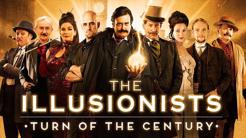 See Broadway's New Batch of Illusionists In Action