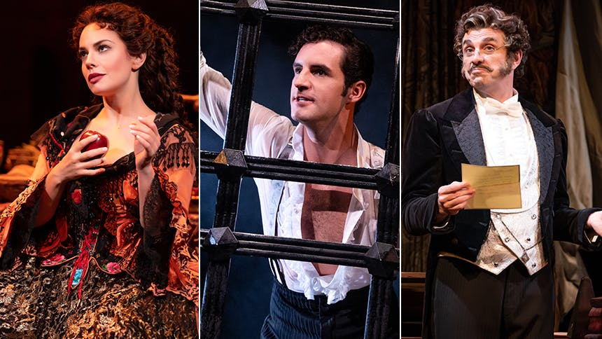 20 Stunning Photos of The New Phantom of the Opera Stars ...