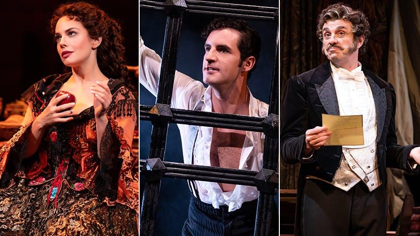 20 Stunning Photos of The New Phantom of the Opera Stars Me…