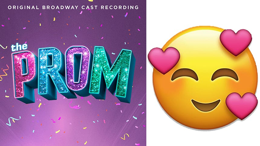 The Prom Is THE Must-Own Broadway Cast Recording of 2018! G…