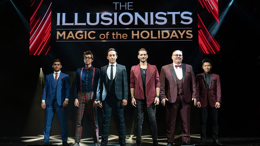 These Are the Magicians and Magic Acts That Impress Even Br…