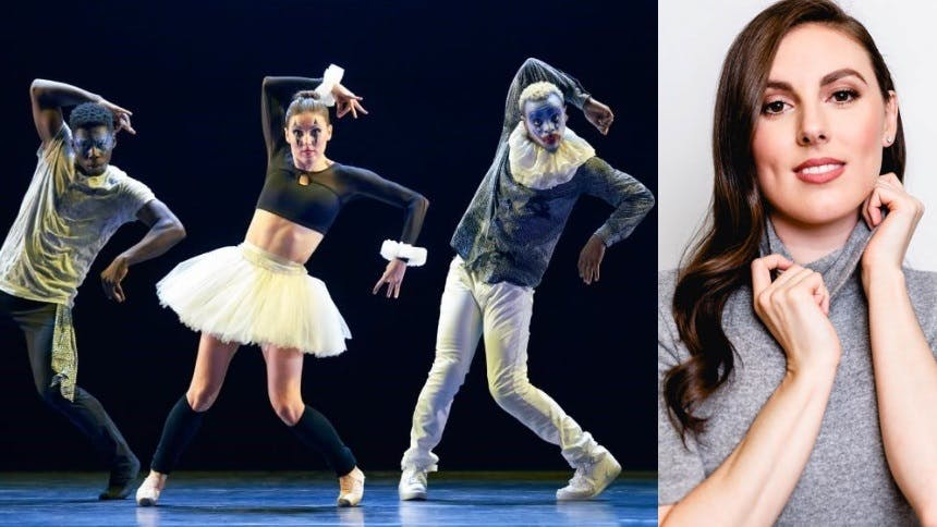 Ballet's Tiler Peck Brings Starry Collabs to A New Stage wi…