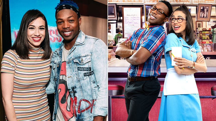Five Burning Questions with Waitress Star Todrick Hall