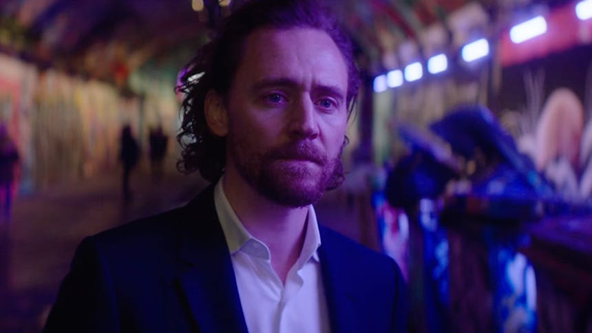 check out tom hiddleston in the teaser for the broadway