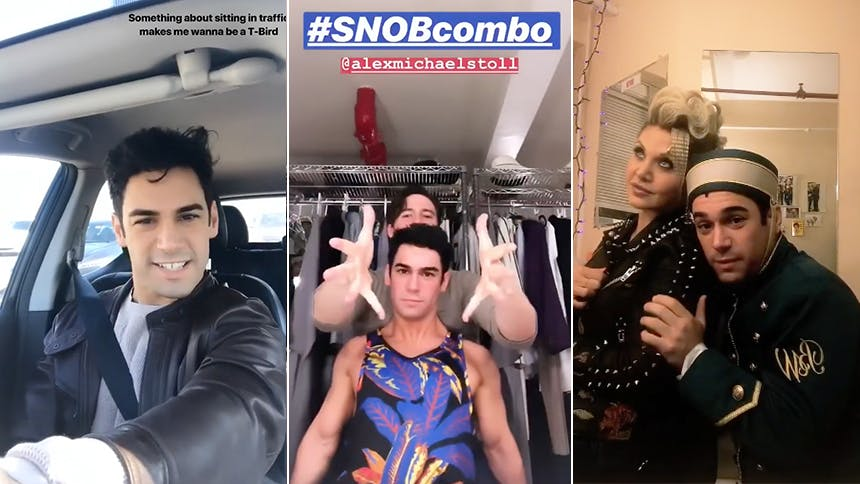 Tommy Bracco & the Cast of Pretty Woman Know How to Have ...