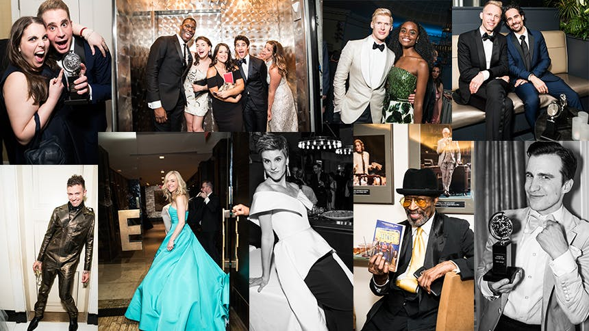 All-Access Pass Into Five of the 2017 Tony Awards' Hottes...