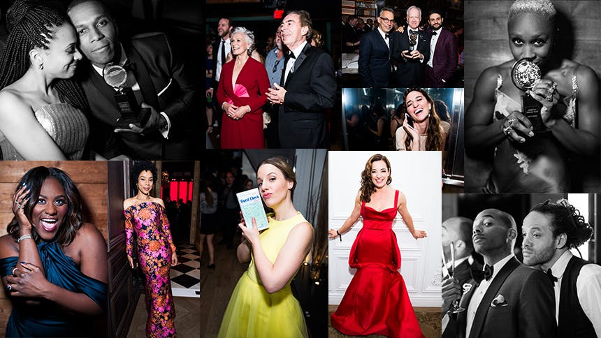 VIP Pass Into Five of the 2016 Tony Awards' Hottest Parties…