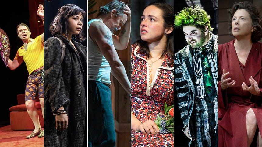 Six Acting Tony Award Nominations We Want to See Next Week