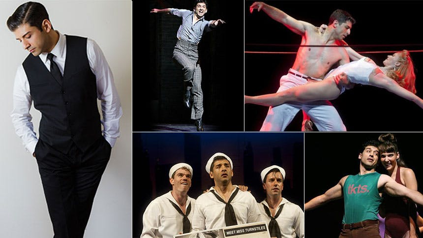 Five Burning Questions with On the Town and The Floor Above…