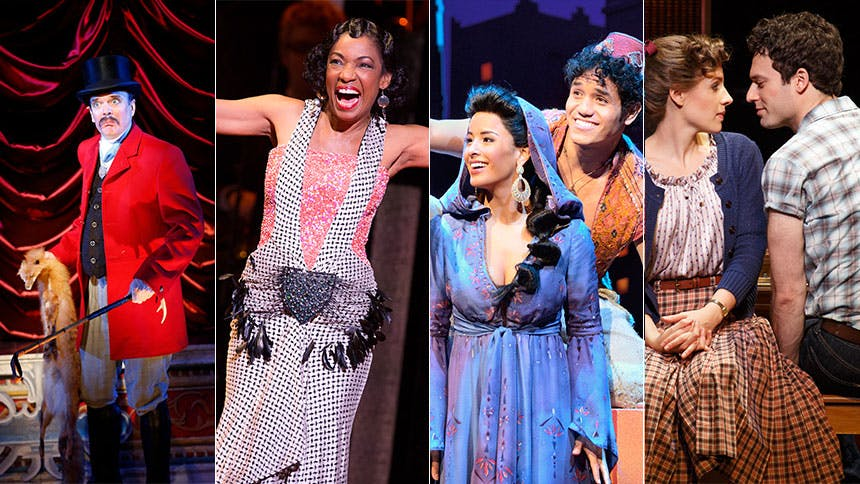 Think You Know Who's Going to Win a Tony This Year?