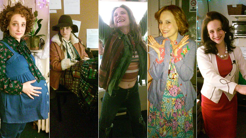 5 Characters, 1 Actress: Tracee Chimo Takes You on Her Wi...