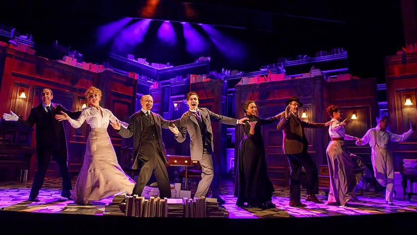 The Stars of Roundabout Theatre Company's Tony-Nominated ...