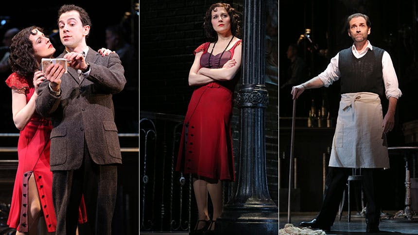 The Stars of Encores! Irma La Douce Reveal the Craziest T...