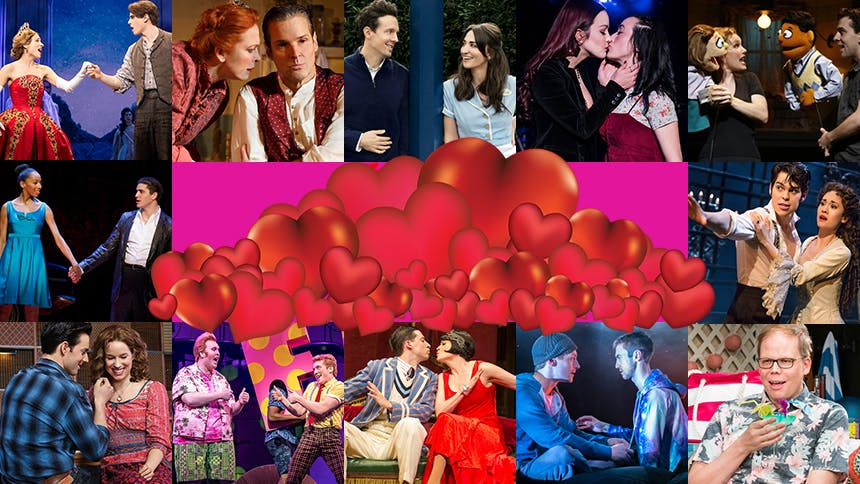 12 Plays & Musicals For Valentine's Day (That You Can Buy...