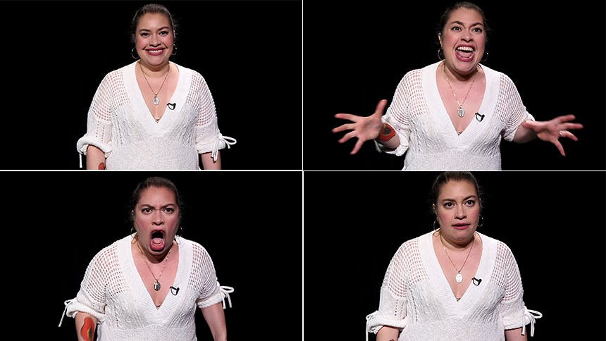 Monologue Spotlight:  Watch Vanessa Aspillaga Perform Her...