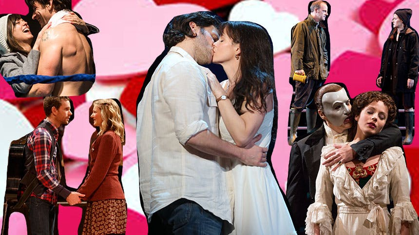 Last Minute Valentine's Day Plans! Five Romantic Broadway...