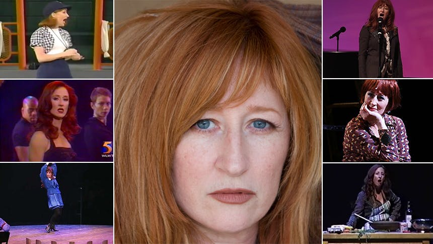 Vicki Lewis Appreciation Spiral! See Anastasia's New Star B…