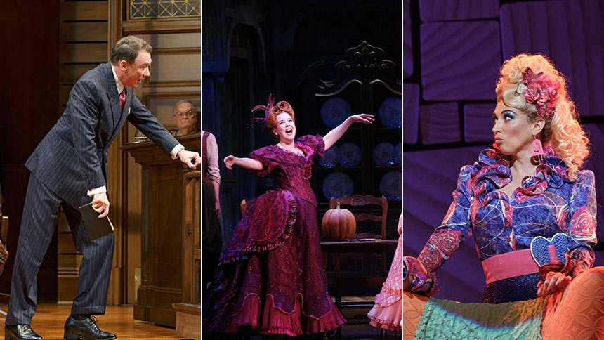 Five Stage Villains We Loved to Hate in 2013
