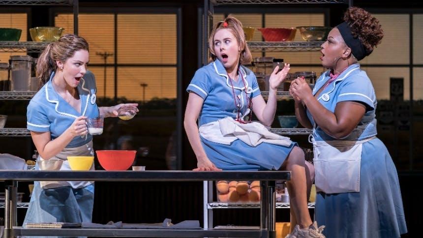Hot Clip of the Day: Waitress' Wondrous Katharine McPhee's …