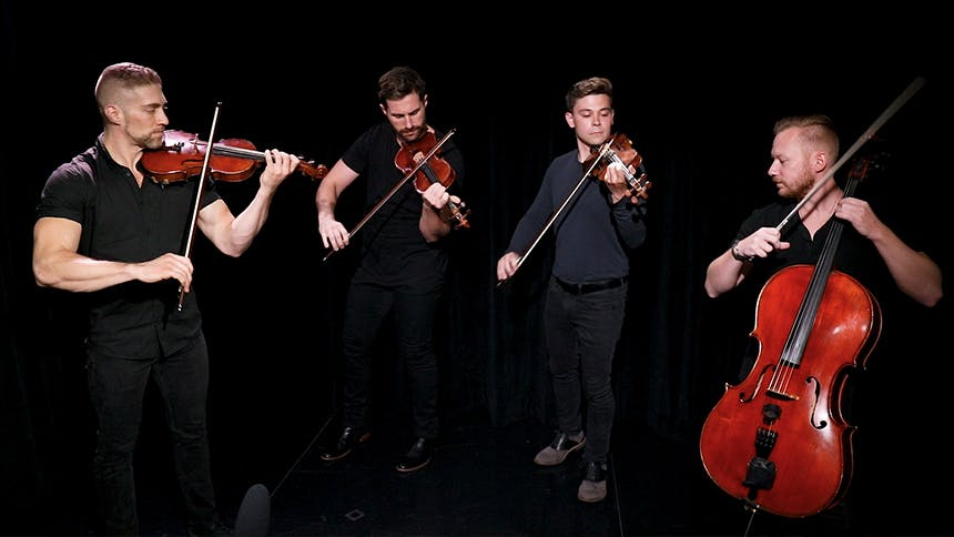 Broadway Unplugged: Well-Strung Puts an Incredible, Fresh N…