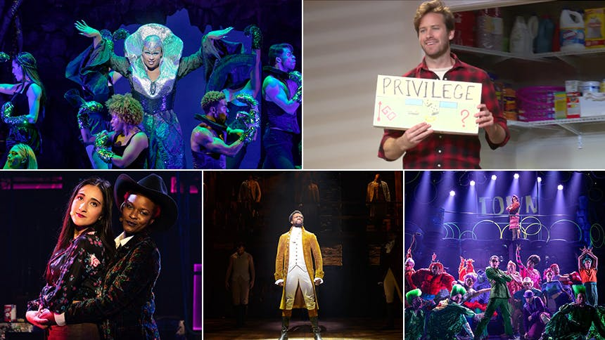 Broadway Woke Up! 5 Woke AF Shows to See in NYC Right Now