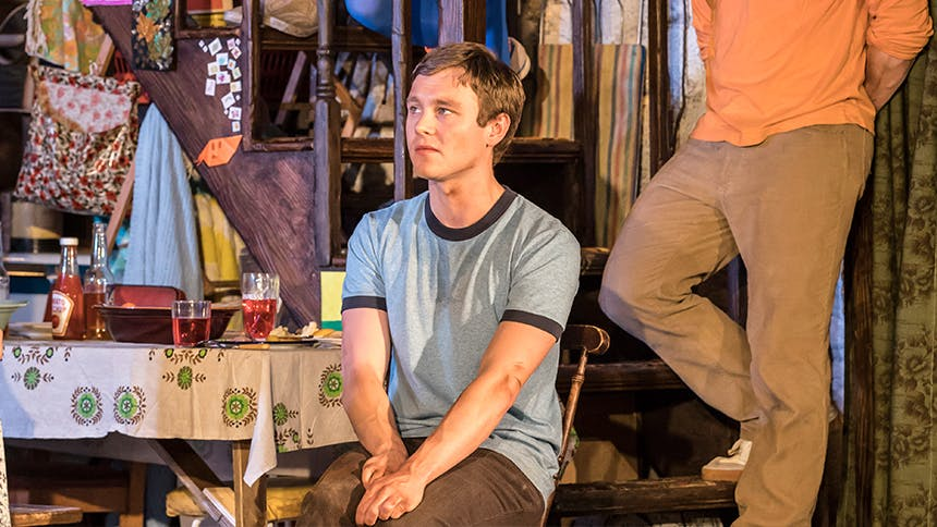 Five Burning Questions with The Ferryman Star Rob Malone