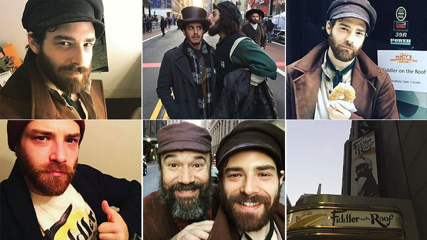 Photo Amp Video Roundup Experience Fiddler On The Roof S