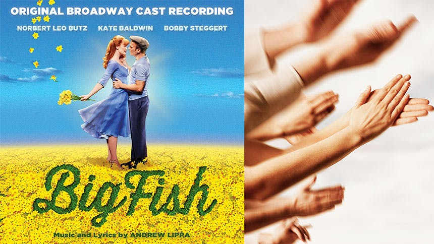 The Big Fish Cast Recording Is Magical! Reacting in GIFS to…
