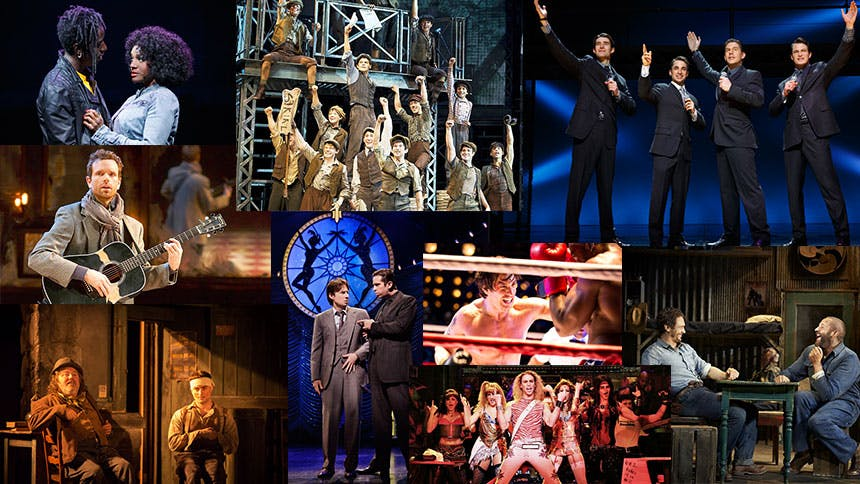 A Guy's Guide to Broadway: Great Shows For the Men In Your …