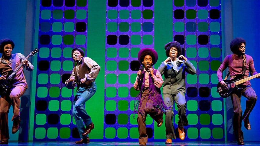 Give Motown The Musical A Minute and a Half to Take You to …