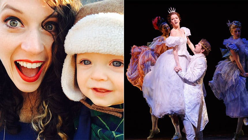 Meet Your New Crush: Paige Faure, Broadway's New Cinderella
