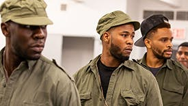 Learn More About Broadway's Pulitzer Prize-Winning Murder Mystery A Soldier's Play