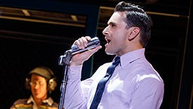 Five Burning Questions with Jersey Boys Star Aaron De Jesus