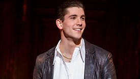 A Bronx Tale Star Adam Kaplan Looks Back on His 10 Favorite Photos from the Show's Run