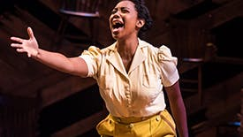 Introduce Yourself(ie): 10 Questions with The Color Purple at Paper Mill Star Adrianna Hicks
