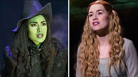Wicked Surpasses Les Miserables in Broadway History: 5 Former Elphabas Who Were Also Fantines