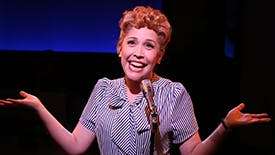 Smart Blonde Star Andréa Burns Shares Five Judy Holliday Videos Everyone Should Know