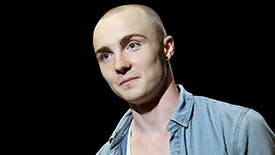 Monologue Spotlight: Watch Andrew Barrett Perform His Incredible, Haunting Monologue from Trainspotting Live