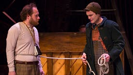 Into the Woods Duo Andy Grotelueschen & Patrick Mulryan Talk Bovine Adventures, TSwift & Sondheim