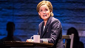 "Becky Gulsvig Takes on Seven Questions About Come From Away, Performing ""Me and the Sky"", and Advice for Girls Playing Elle Woods"