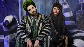 Will Broadway's Beetlejuice Be the Most Stylish Show of the Season?