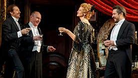 Flashback Friday: Look Back On the Career of Bernhardt/Hamlet Costume Designer Toni-Leslie James