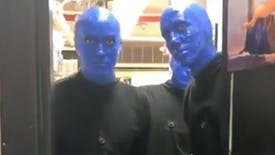 Enter the World of Blue Man Group with This Rare Look Behind the Scenes with Mark Frankel, Bhurin Sead  & Pete Simpson