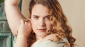 "Broadway Showstopper Spotlight Series: Bonnie Milligan Talks Playing a ""Body-Positive, Queer Icon"" in Head Over Heels & Her Path to Broadway"
